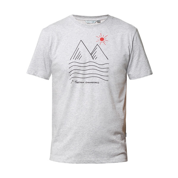Tierra FREEDOM ENGINEERED TEE M Männer - T-Shirt