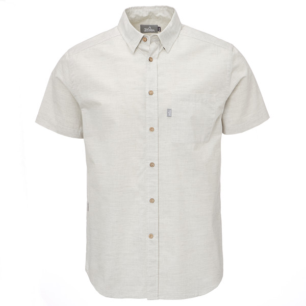 Tierra MANDU SHORT SLEEVE SHIRT M Männer - Outdoor Hemd