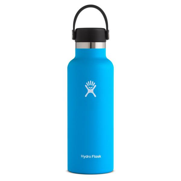 Hydro Flask 18 OZ STANDARD FLEX CAP PACIFIC - Trinkflasche