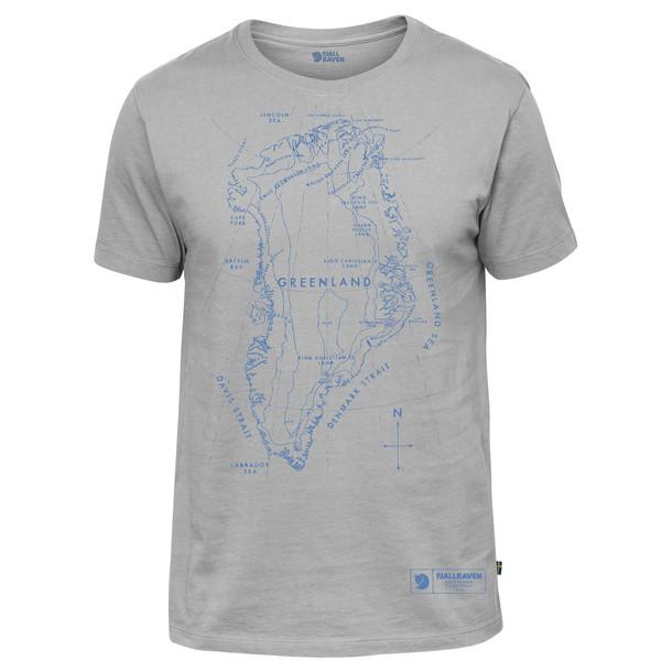 Fjällräven GREENLAND PRINTED T-SHIRT Männer - T-Shirt