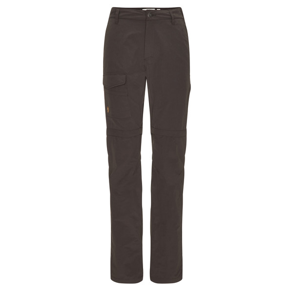 Fjällräven TRAVELLERS MT ZIP-OFF TRS W Frauen - Reisehose