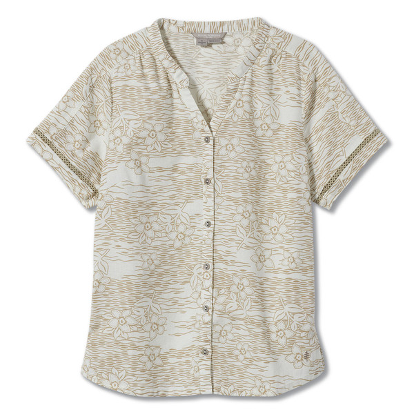 Royal Robbins COOL MESH ECO S/S Frauen - Outdoor Bluse