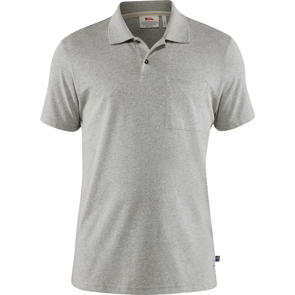 Fjällräven GREENLAND RE-COTTON POLO SHIRT M Männer - Polo-Shirt