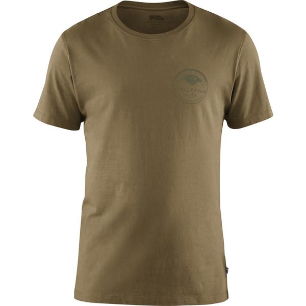 Fjällräven FOREVER NATURE BADGE T-SHIRT M Männer - T-Shirt