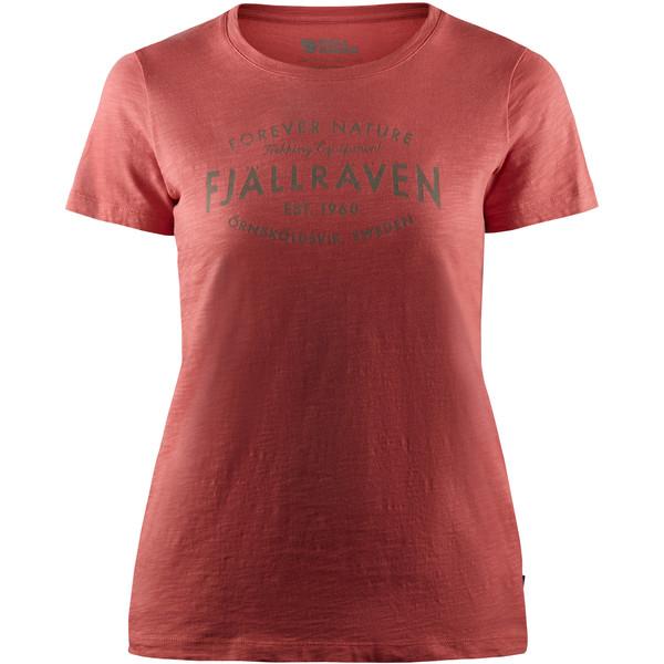Fjällräven FJÄLLRÄVEN EST 1960 T-SHIRT W Frauen - T-Shirt