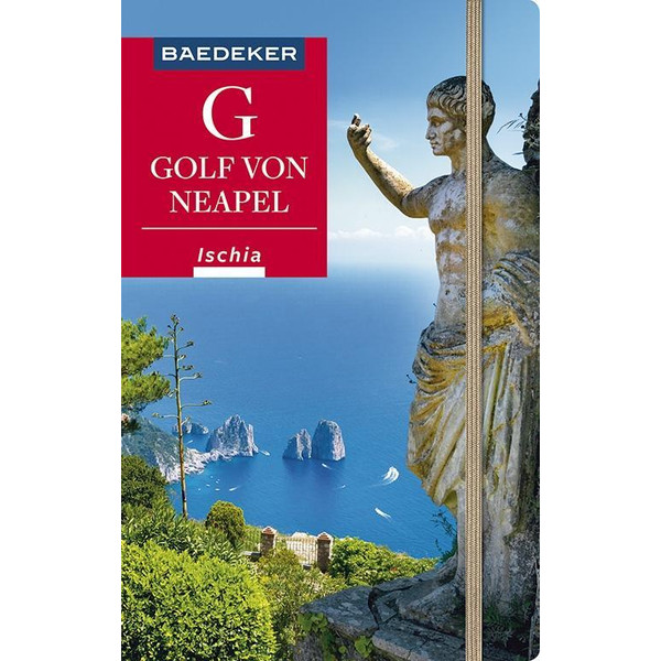 Baedeker Reiseführer Golf von Neapel, Ischia, Capri - Reiseführer