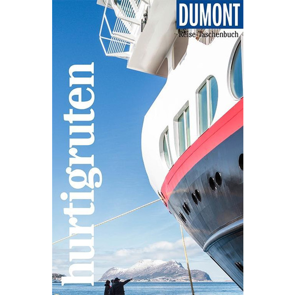 DuMont Reise-Taschenbuch Hurtigruten - Reiseführer