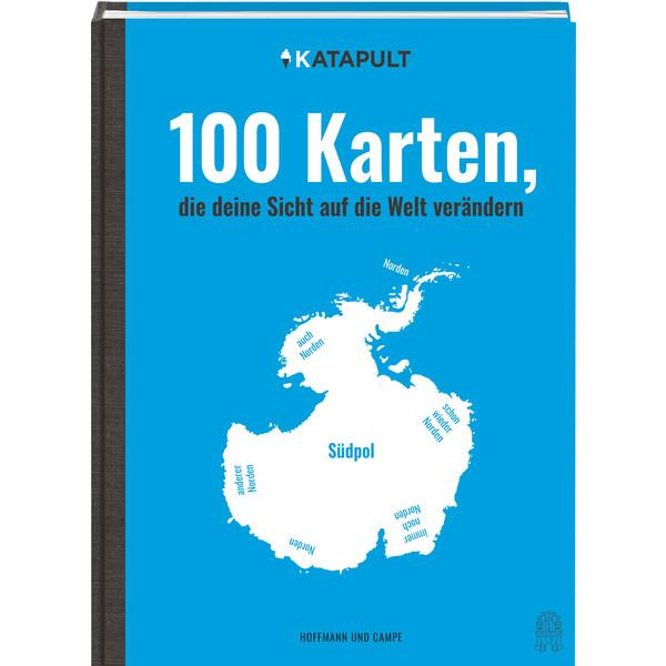 100 KARTEN, DIE DEINE SICHT AUF DIE WELT - Sachbuch