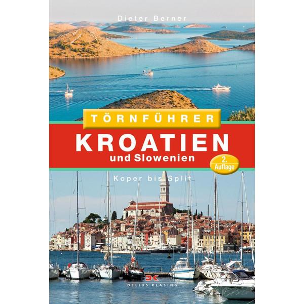 Törnführer Kroatien und Slowenien - Gewässerführer