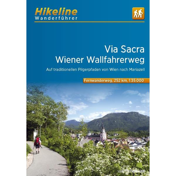 Fernwanderweg Via Sacra - Wanderführer