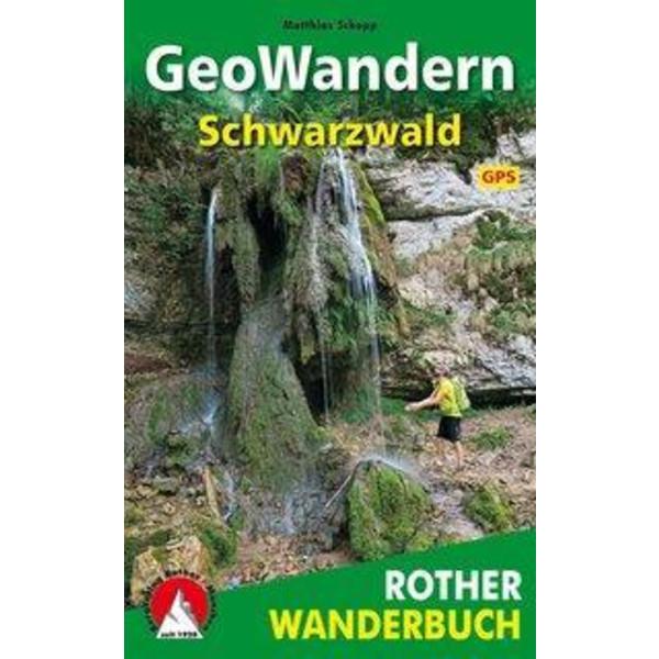 GeoWandern Schwarzwald - Wanderführer