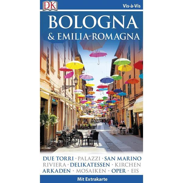 Vis-à-Vis Reiseführer Bologna & Emilia-Romagna - Reiseführer