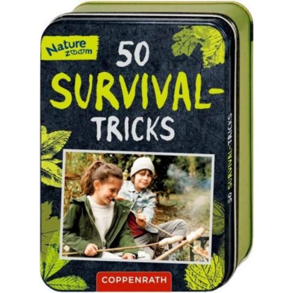 50 SURVIVAL-TRICKS - Reisespiele
