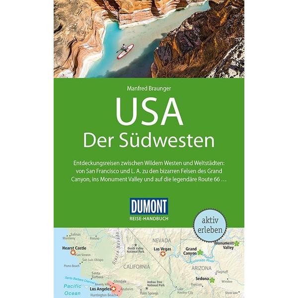 DuMont Reise-Handbuch Reiseführer USA, Der Südwesten - Reiseführer
