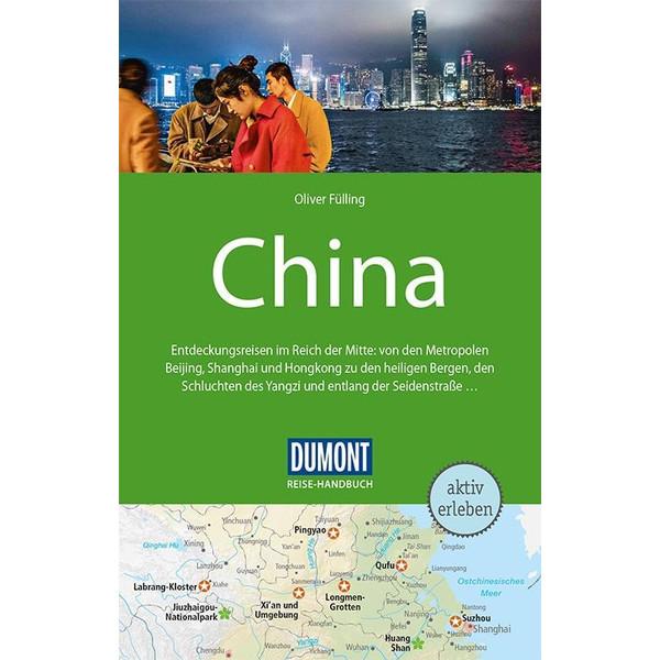 DuMont Reise-Handbuch Reiseführer China - Reiseführer