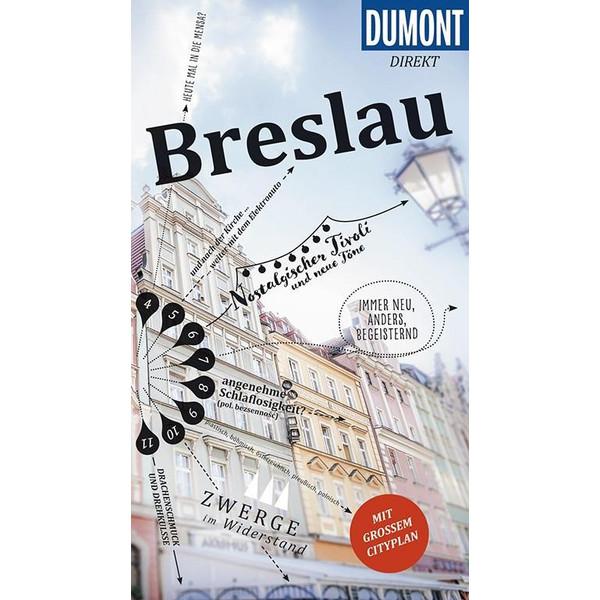 DuMont direkt Reiseführer Breslau - Reiseführer