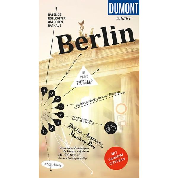 DUMONT DIREKT REISEFÜHRER BERLIN - Reiseführer