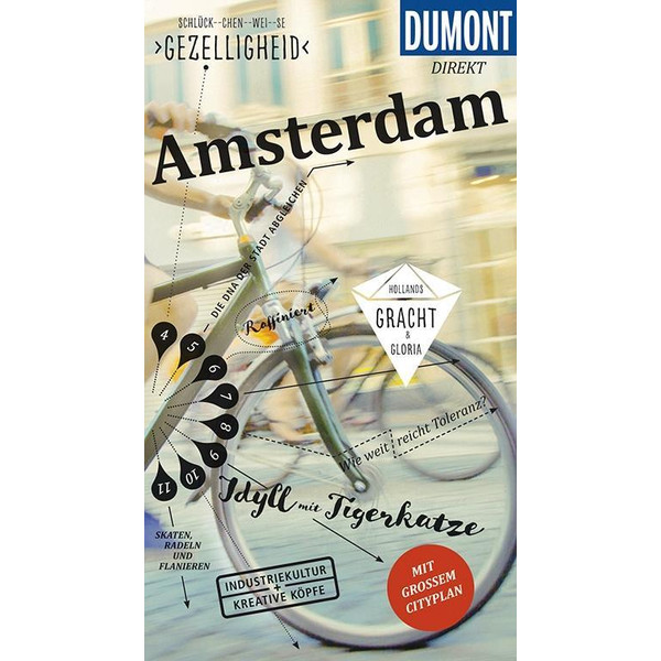 DuMont direkt Reiseführer Amsterdam - Reiseführer
