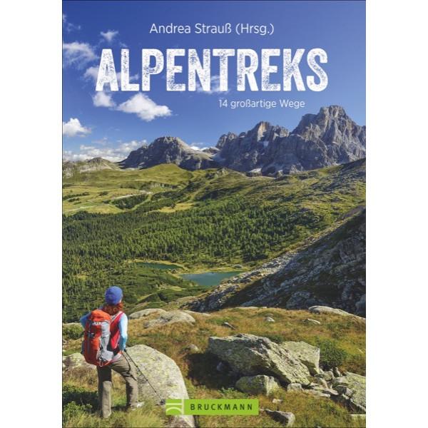 ALPENTREKS - Wanderführer