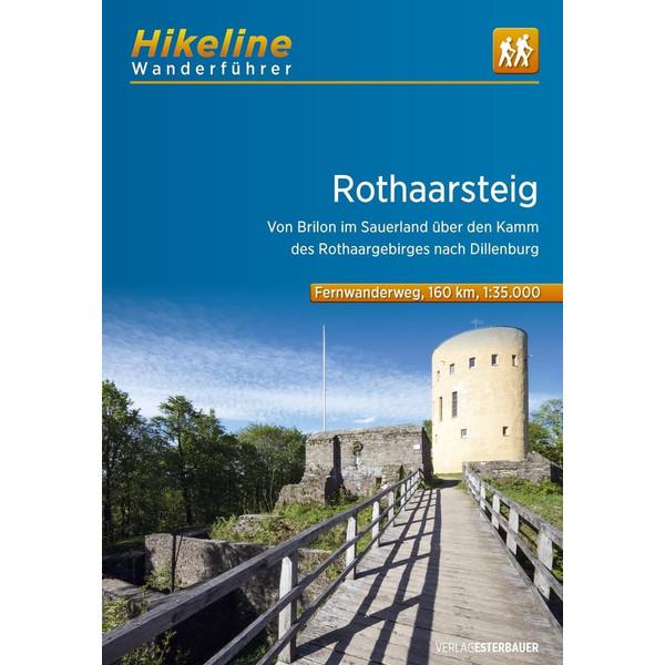Fernwanderweg Rothaarsteig - Wanderführer