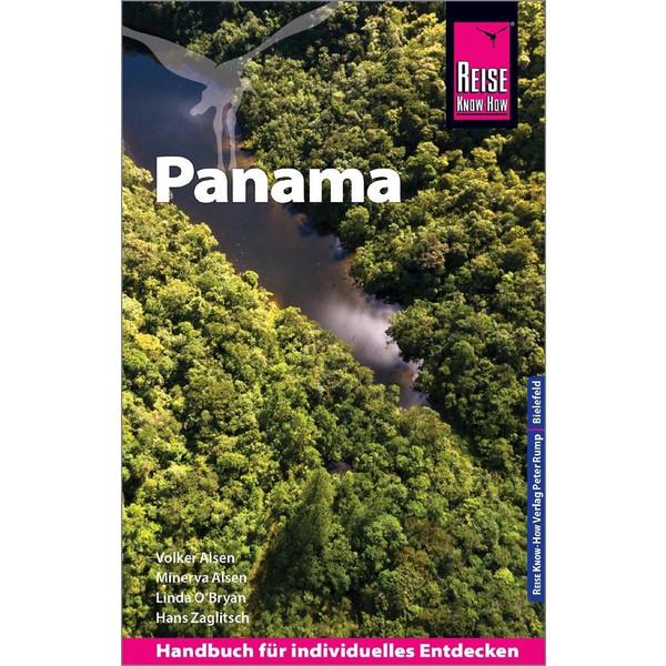 Reise Know-How Reiseführer Panama - Reiseführer