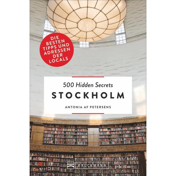 500 Hidden Secrets Stockholm - Reiseführer