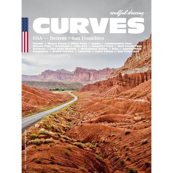 CURVES USA Denver - San Francisco - Reiseführer