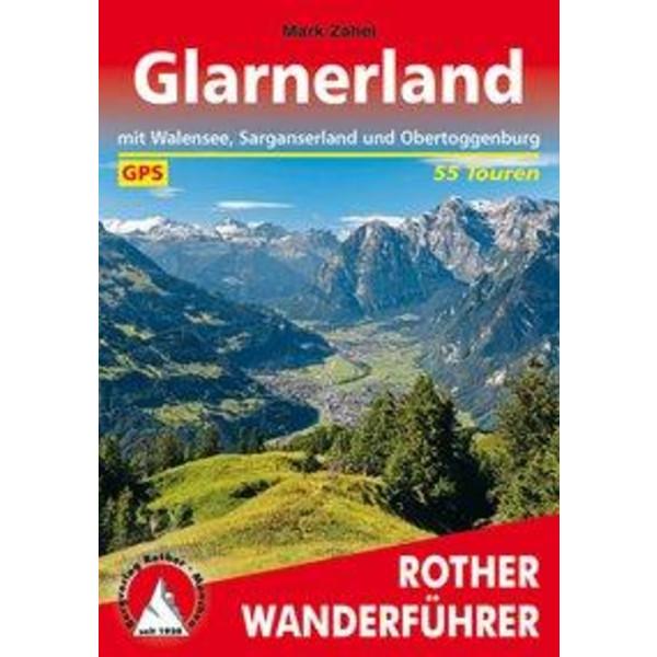Glarnerland - Wanderführer