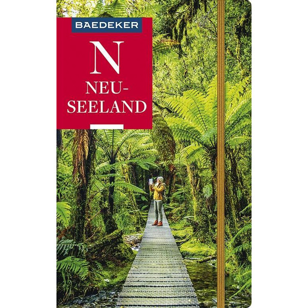 Baedeker Reiseführer Neuseeland - Reiseführer