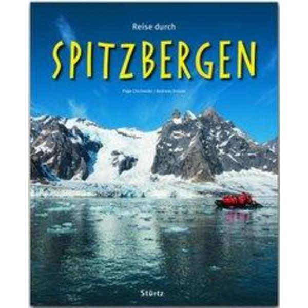 Reise durch Spitzbergen - Bildband