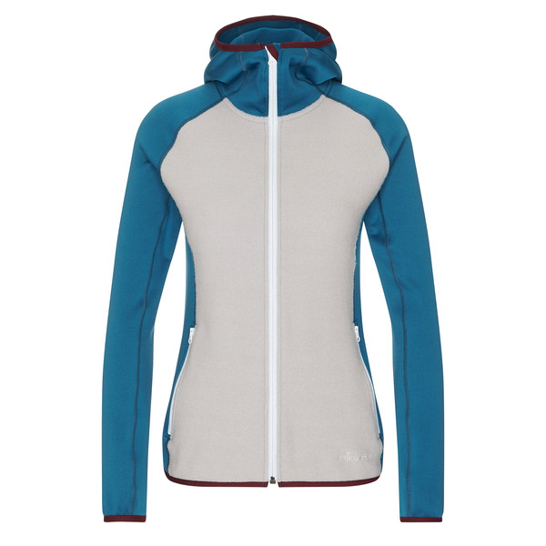 FRILUFTS PUKAKI HOODED FLEECE JACKET Frauen - Fleecejacke