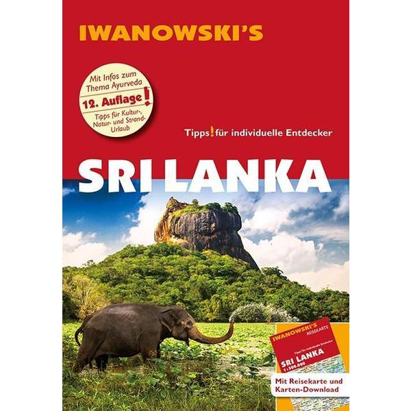 Sri Lanka - Reiseführer von Iwanowski - Reiseführer