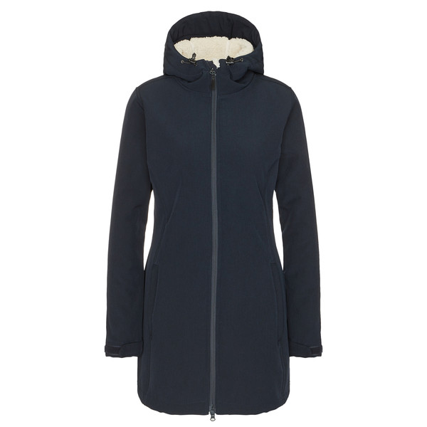 FRILUFTS HEIMAEY HOODED SOFTSHELL COAT Frauen