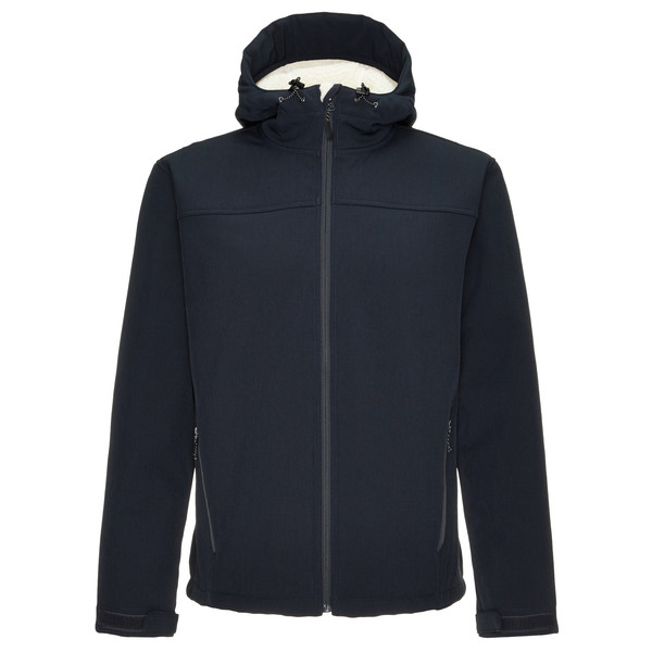 FRILUFTS HEIMAEY HOODED SOFTSHELL JACKET Männer - Softshelljacke