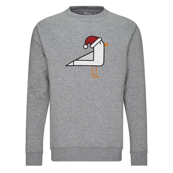 FRILUFTS OMAUI X-MAS SWEATER Männer - Sweatshirt