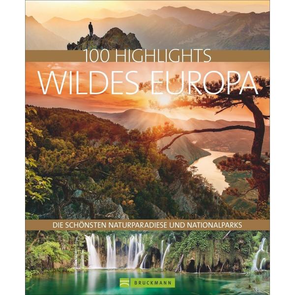 100 Highlights Wildes Europa - Bildband