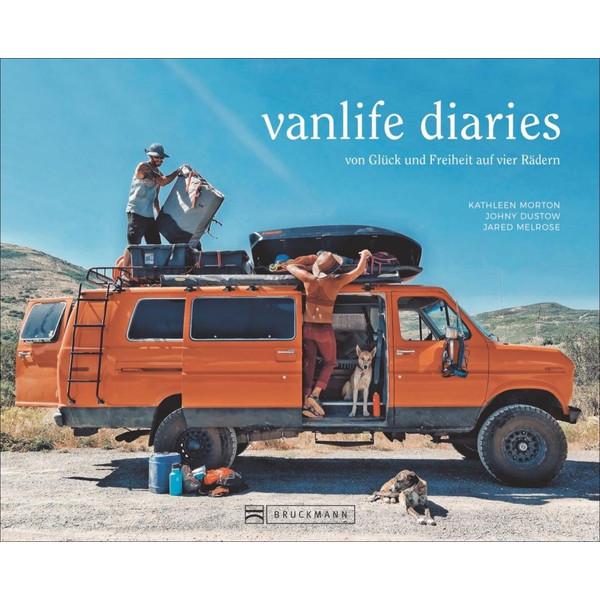 Vanlife diaries - Bildband