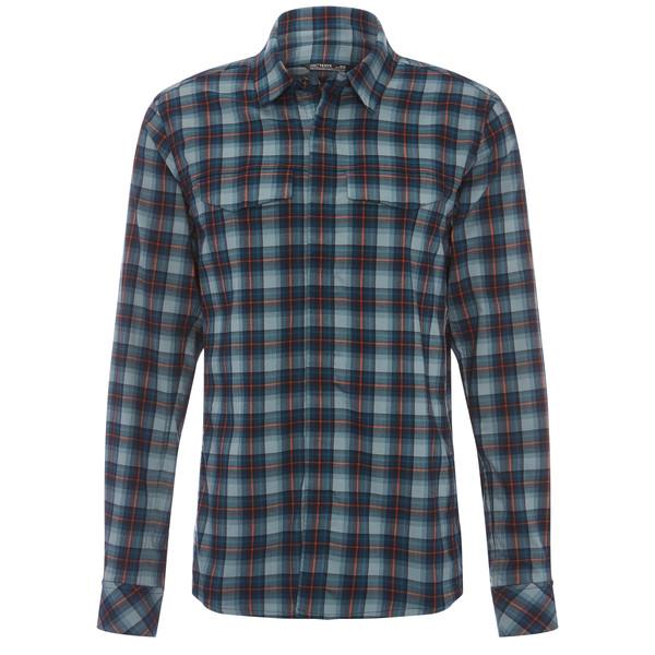 Arc'teryx GRYSON LS SHIRT MEN' S Männer - Outdoor Hemd