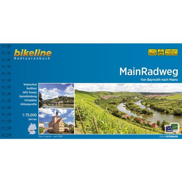 Main-Radweg 1 : 75.000 - Radwanderführer