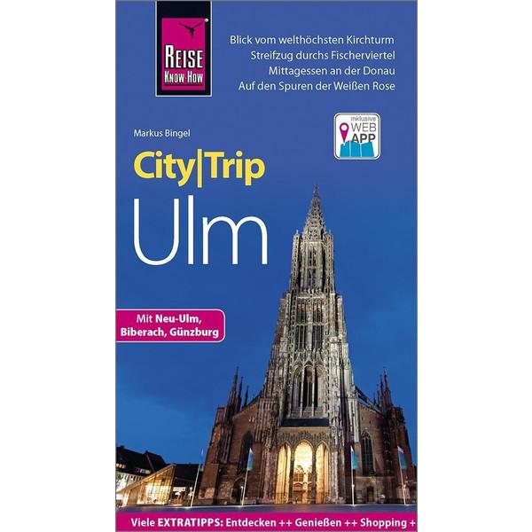 Reise Know-How CityTrip Ulm - Reiseführer