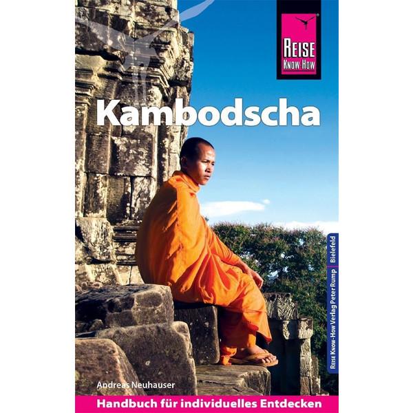 Reise Know-How Reiseführer Kambodscha - Reiseführer