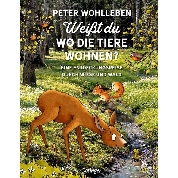 Weißt du, wo die Tiere wohnen? - Kinderbuch