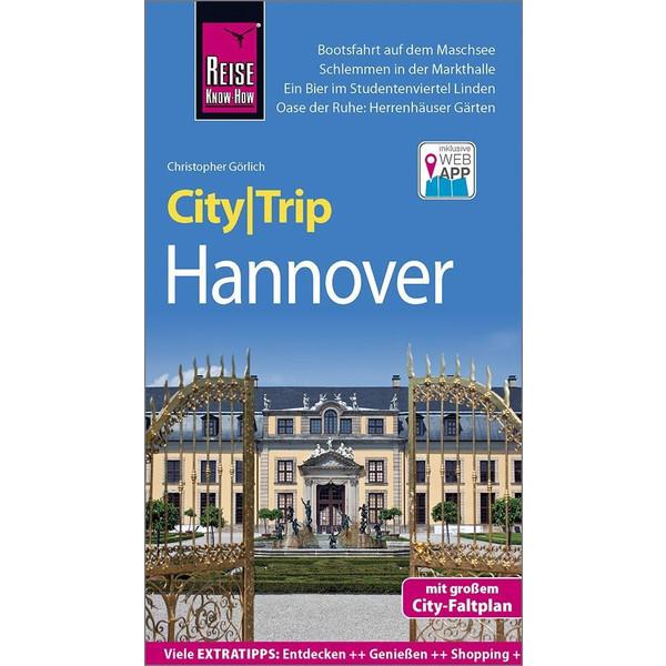 Reise Know-How CityTrip Hannover - Reiseführer