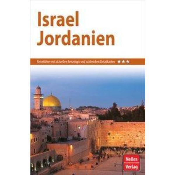 Nelles Guide Reiseführer Israel - Jordanien - Reiseführer