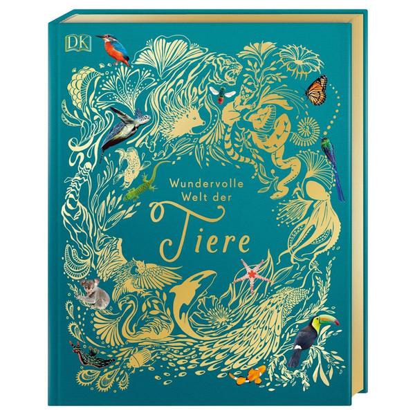 Wundervolle Welt der Tiere - Kinderbuch