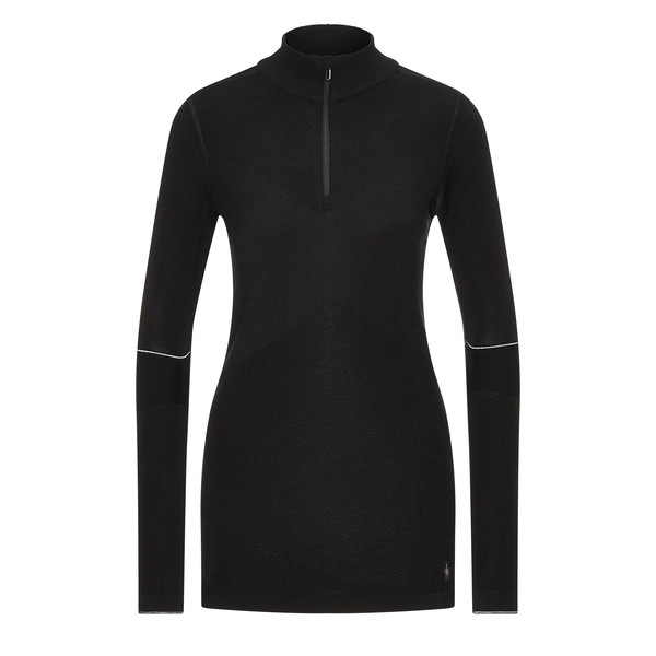 Smartwool WOMEN' S THERMAL ZIP T Frauen - Funktionsshirt
