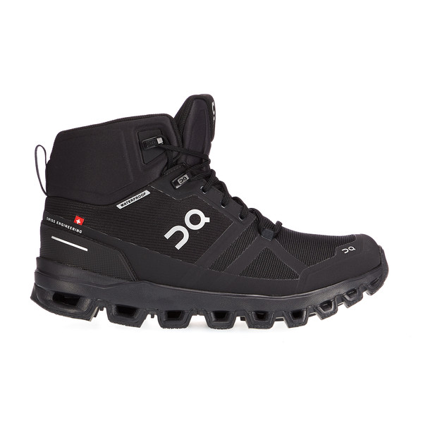 On CLOUDROCK WATERPROOF Frauen - Hikingstiefel