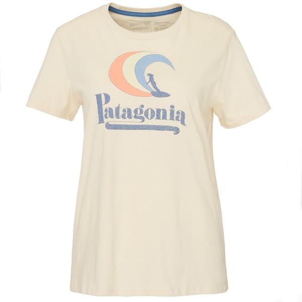 Patagonia W' S ON RAIL ORGANIC CREW T-SHIRT Frauen - T-Shirt