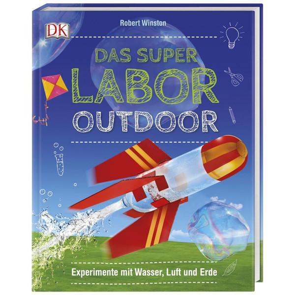 Das Superlabor Outdoor - Kinderbuch
