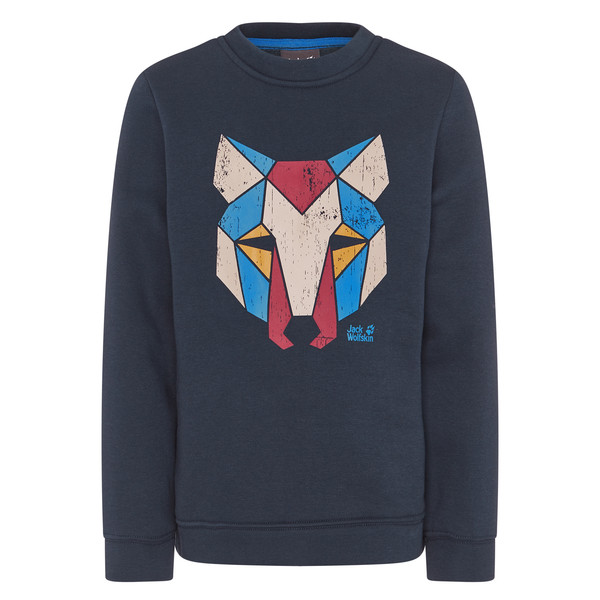 Jack Wolfskin WINTER SWEATSHIRT Kinder - Sweatshirt